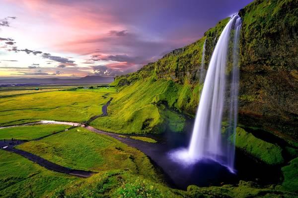 CIRCUITO SUR DE ISLANDIA
